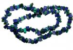 Bracelet - azurite and malachite